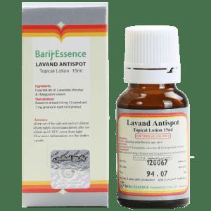 لوسیون موضعی ضد لک لاواند باریج Barij Lavand Antispot Topical Lotion