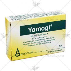 قرص Yomogi سلام دارو