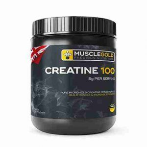 Muscle Gold CREATINE 100