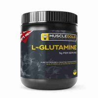 Muscle Gold LGLUTAMIN POWDER