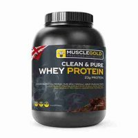 muscle gold whey protein powder