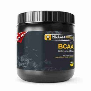 Muscle Gold BCAA 6000mg