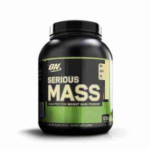 Serious Mass Protein Weight Gain Powder