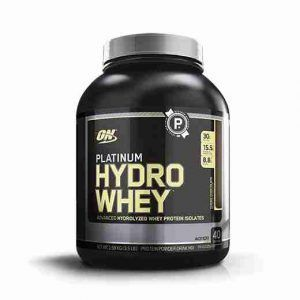Platinum Hydro Whey Optimum Nutrition