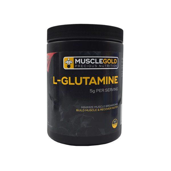 Muscle Gold L- GLUTAMIN POWDER