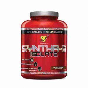 BSN Syntha 6 Isolate powder 4LB
