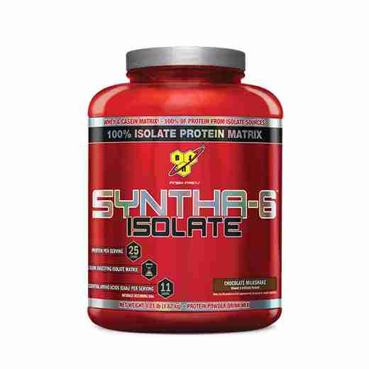 BSN Syntha 6 Isolate powder 4LB