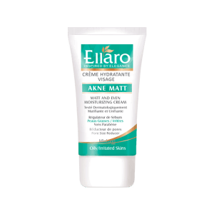 Ellaro Akne Matt Moisturizing Face Cream