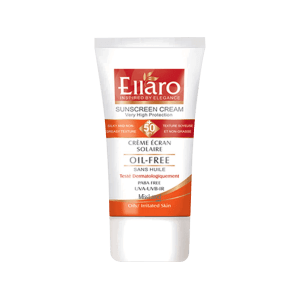 Ellaro Oil Free Sunscreen Cream