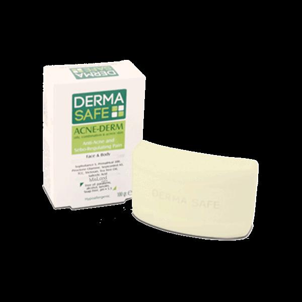 Dermasafe Anti-Acne And Sebo-Regulating Pain