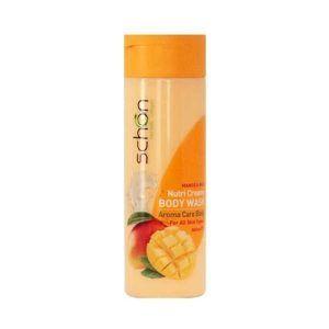 شامپو بدن شیر انبه شون Schon mango And Milk Body Shampoo paint