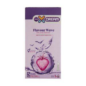 XDream Flavour Wave condom