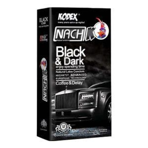 Nach Kodex Black and Dark Condom