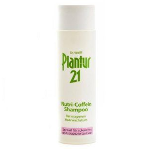 Plantur 21 Color Hair Nutri-Caffeine Shampoo