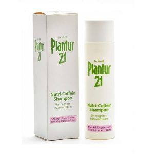 Plantur 21 Color Hair Nutri-Caffeine Shampo