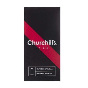 churchills classic natural condom