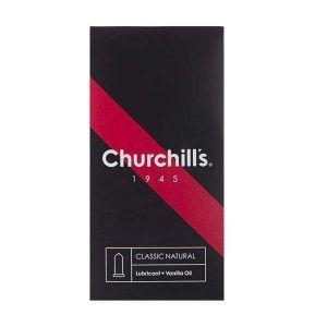 churchills classic natural condom