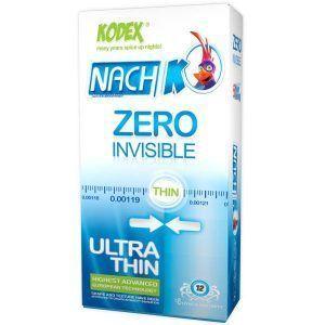 Kodex Zero Invisible Condom