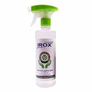 اسپری ضد عفونی کننده دست آیروکس IROX Hand Sanitizer Solution
