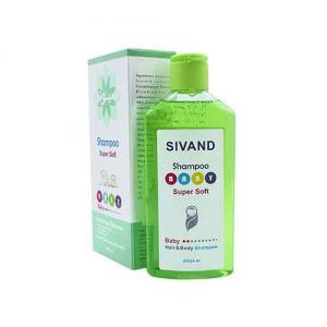 شامپو سر و بدن کودک سیوند SIVAND Super Soft Baby Shampoo