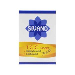 صابون اکنه لایه بردار T.C.C سیوند SIVAND T.C.C Soap