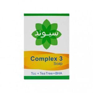 صابون جوش لایه بردار کامپلکس تری سیوند SIVAND Complex 3 Soap2