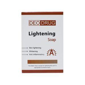 صابون ضدلک،روشن کننده دئودراگ DEO DRUG Lightening Soap