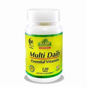 Multi Daily Alfa Vitamins