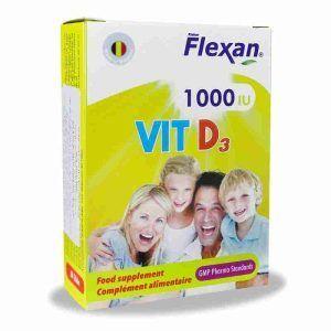Vitamin D3 1000