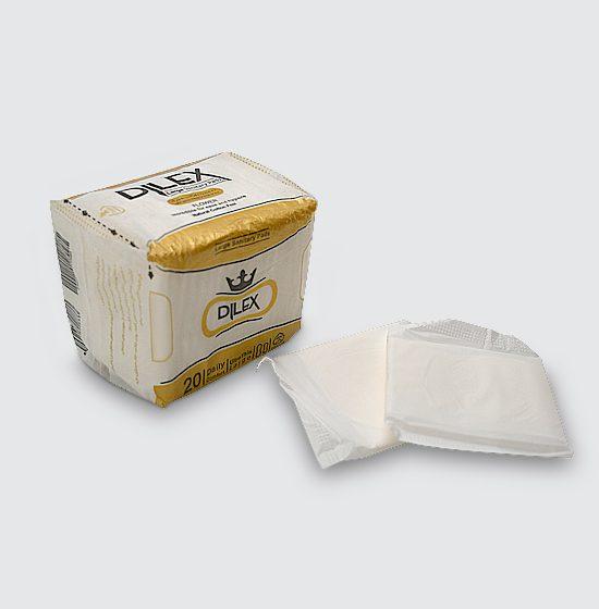 پد بهداشتی روزانه سایز بزرگ دایلکس DILEX Large sanitary pads2