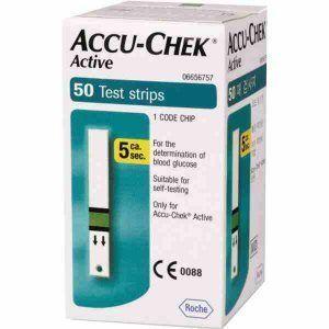 Accu Chek - Active Test Strip