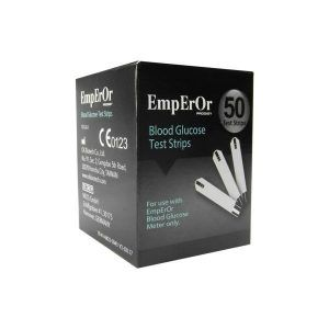 EmpErOr Blood Glucose Test Strips