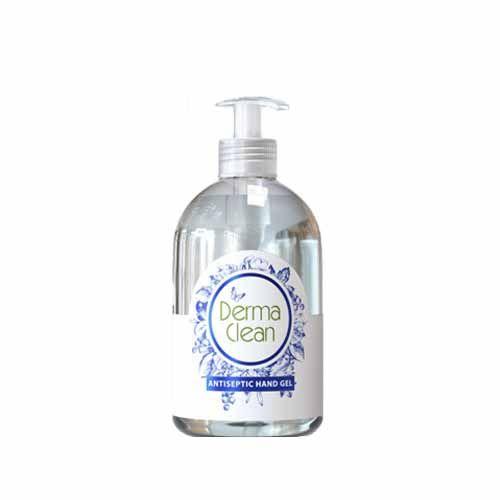ژل ضد عفونی و پاک کننده دست درما کلین Derma Clean antiseptic handgel