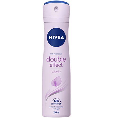 اسپری ضد تعریق زنانه نیوآ دوبل افکت NIVEA Double Effect