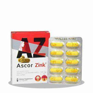 Tasnim Ascor Zink