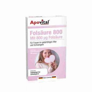 Apovital Folsaure 800