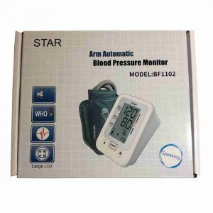 Star BF1102 Blood Pressure Monitor