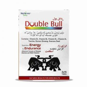 Natures Only Double Bull