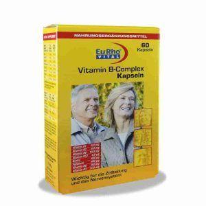 Eurovital Vitamin B Complex