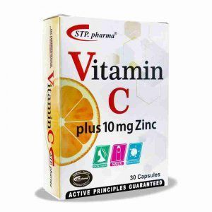 Vitamin C Plus 10 mg Zinc