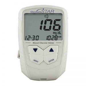 Glucosure Star Blood Glucose monitoring system