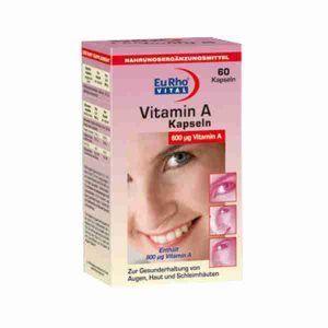 Euro vital Vitamin A