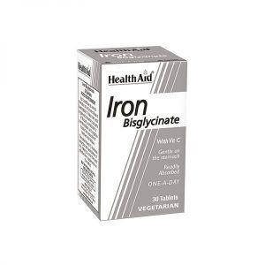Health Aid Iron Bisglycinate