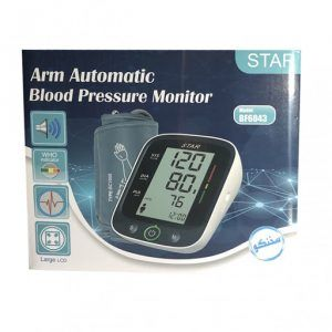 STAR BF6043 Blood Pressure Monitor