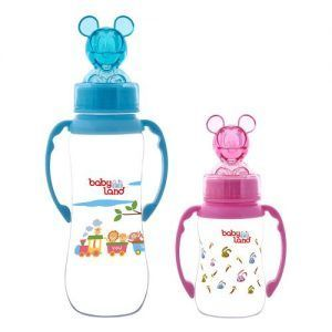 Baby land Teddy bear babybottles