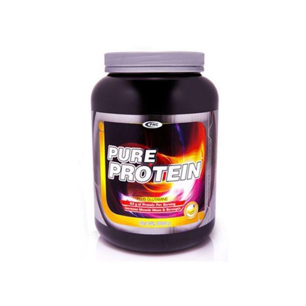 پودر پیور پروتئین پی ان سی سلام دارو