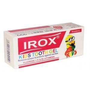 ژل دندان ایروکس مناسب کودکان سلام دارو