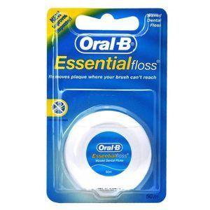 نخ دندان نعنایی Essential اورال بی سلام دارو