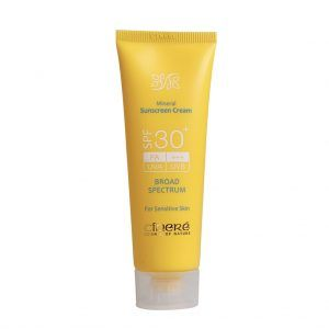 کرم ضد آفتاب +SPF30 بدون رنگ سلام دارو