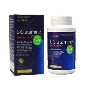 پودر ال گلوتامین ول لایف سلام دارو